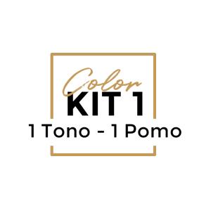 Color Kit 1 POMO - 1 TONO